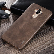 X-Level 9 Case PU Leather For Huawei Mate 9 Phone Case Soft Silky Touch Vintage Business Style For Huawei Mate 9 Case