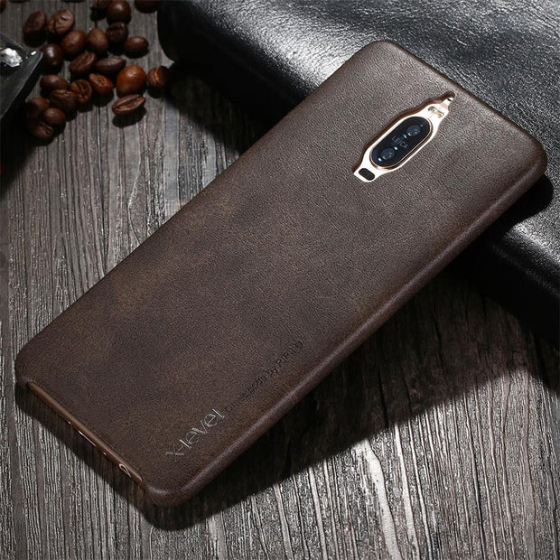 X-Level 9 Case For Huawei Mate 9 Leather Case Cover Original Luxury PU Soft Cover For Huawei Mate 9 Pro Phone Accessories