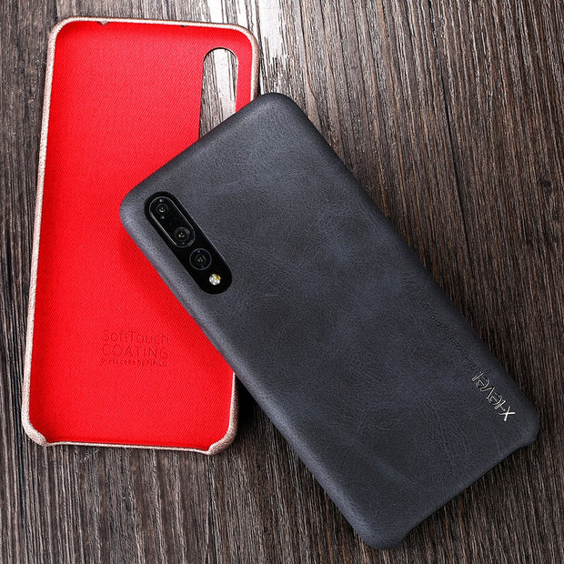 X-Level Case For Huawei P20 Huawei P20 Pro Leather Mobile Phone Case Soft Cover For Huawei P20 P20 Pro Phone Accessories Cases