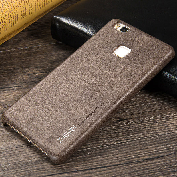 X-Level Case For Huawei P8 P9 Lite Leather Case Cover Leather Luxury PU Soft Cover For Huawei P9 Case Lite