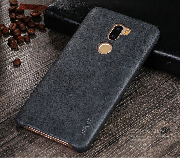 X-Level Vintage Phone Case For Xiaomi Mi5S Mi 5S Plus Luxury PU Leather Back Case Cover