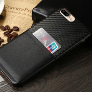 "X-level Card Case For IPhone 7 Plus 5.5"" Case For IPhone 7 Plus PU Leather Card Slot Luxury Phone Case"