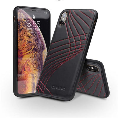 XS Case Exclusive Design Cover For IPhone XS MAX Genuine Leather Phone Cases For IPhone XR Phone Holder For IPhone 9 2018 New