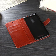 Xiaomi Redmi Note 3 Pro SE Case PU Leather Flip Wallet Cover Xiaomi Redmi Note 3 Pro Prime Special Edition 152 Universal Version