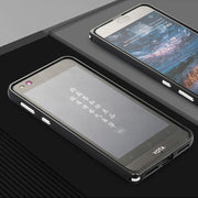 Yota 3 Case Luxury Aluminum Metal Bumper For Yotaphone Yota 3 Case Hippocampus Buckle Metal Case For Yota 3 Yota3 Phone Case
