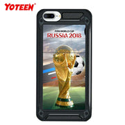 Yoteen Puzzle Mobile Phone Case Russia 2018 World Cup Puzzle For IPhone 6s 7 8 Plus