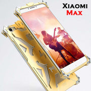 "Zimon For Xiaomi Mi Max 6.44"" Heavy Duty Metal Bumper Aluminum Phone Case Luxury Armor Powerful Smartphone Cover Casing"