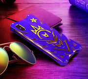 Zimon Phone Case For Iphone Xs Max XR Original Metal Aluminum Punk Ironman Armor Heavy Duty Protection Mobile Phone Shell Case