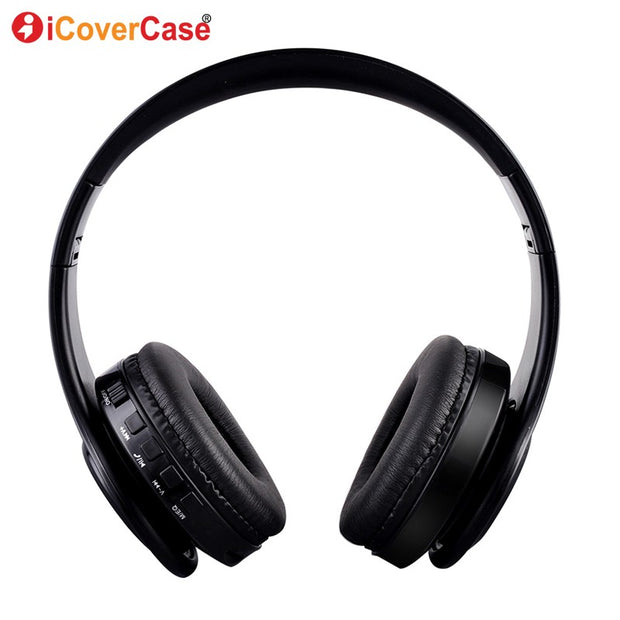 Bluetooth Headphones With Microphone Wireless Headset Earphone For Hua Northern Cases