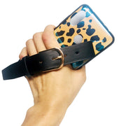 Case For Xiaomi Redmi Note 5 Pro Case Cover 3d Wristband Blue Ray Leopard Soft Silicon Phone Bag Case For Redmi Note 5 Capa