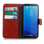 For Samsung Galaxy S 8 S8 Plus G955F Sm-G955F S8Plus G955FD Luxury Comes Pocket Purse Case Silica Gel Phone Cover Intelligent