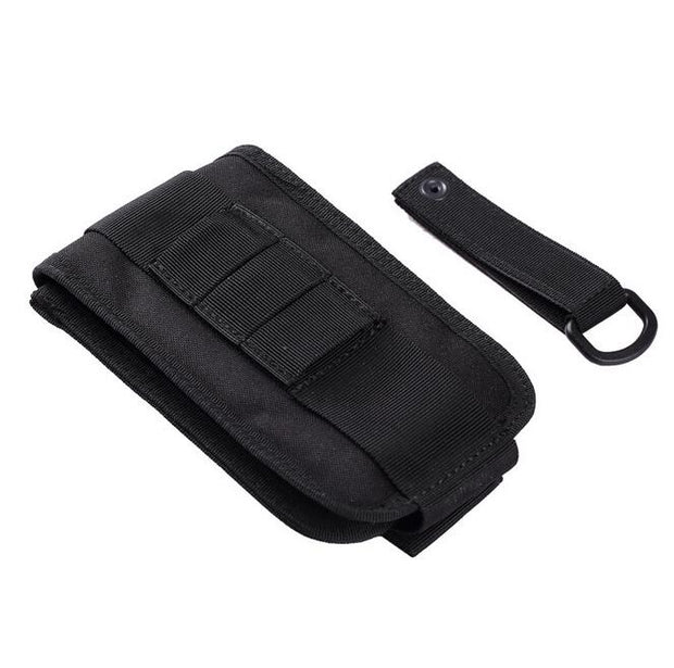 For IPhone XS Max /XS/XR/7P Tactical Molle Bag Pouch Belt Waist Packs Bag Pocket Military Waist Pack Pocket Note9 S8 S9lus Note8