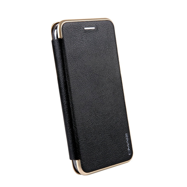 For Iphone XS Max Leather Case Magnetic Flip Wallet Case For Iphone X Phone Bag Full Case For Apple XR Card Slot Stand