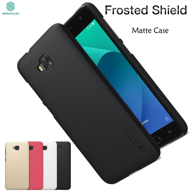 SFor ASUS Zenfone 4 Selfie ZD553KL Case ZD553KL Matte Cover Nillkin Frosted Shield Back Case For ASUS 4 Selfie ZD553KL