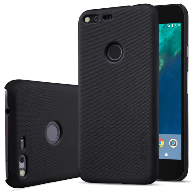 SFor Google Pixel XL Case Matte Cover Nillkin Frosted Shield Hard Armor Back Case For Google Pixel XL