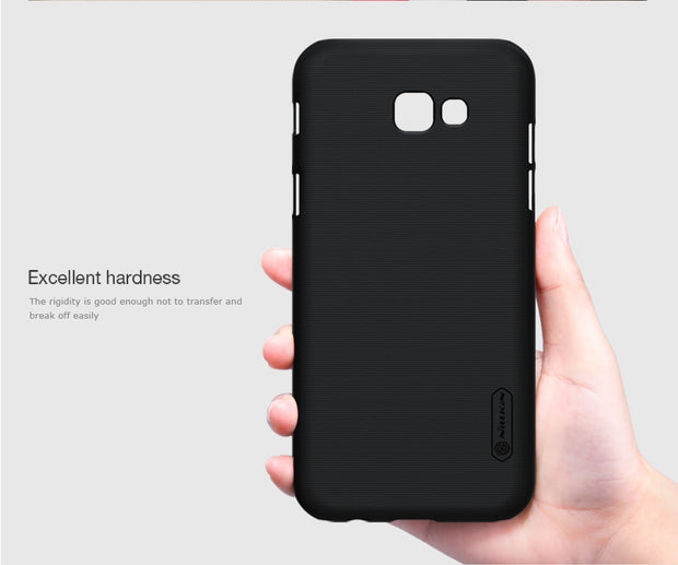 SFor Samsung Galaxy A5 2017 Case Nillkin Frosted Shield Hard Back Cover Case For Samsung A5 2017 A520