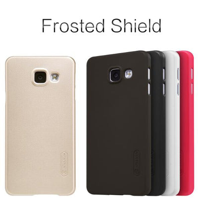 SFor Samsung Galaxy A7 2016 Case Nillkin Frosted Shield Back Cover Matte Case For Samsung A7100 A710F