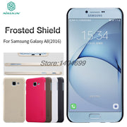 SFor Samsung Galaxy A8 2016 Case Cover Nillkin Frosted Shield Armor Back Cover Case For Samsung A8 2016