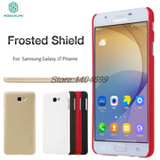 SFor Samsung Galaxy J7 Prime Case Nillkin Frosted Shield Back Cover Matte Case For Samsung Galaxy On7 2016