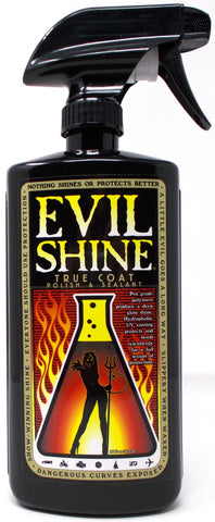 Evil Shine Polish and Sealant