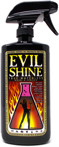 Evil Shine True Waterless Wash and Polish