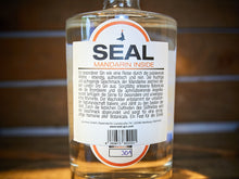 Laden Sie das Bild in den Galerie-Viewer, SEAL London Dry Gin - Mandarin Inside