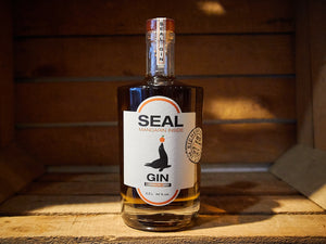 SEAL London Dry Gin - Limited/ Mandarin Barrel Aged