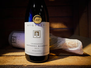 AVGVSTVS – Antigues Reserves Chardonnay 2013