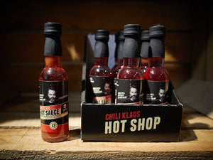 Chili Klaus - Hot Sauce Nº 1 - Smoky Ghost