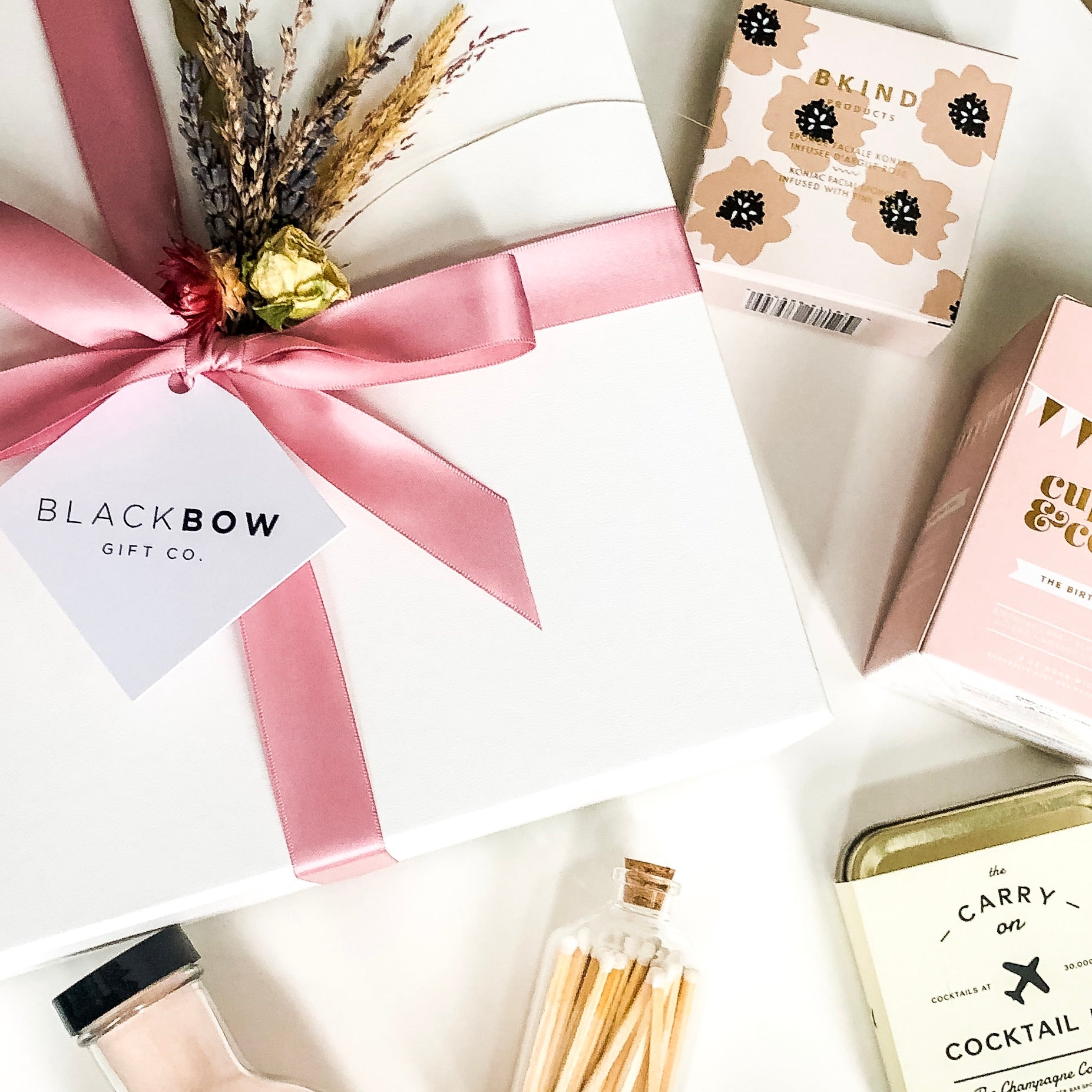 Curated Gift Boxes Make Gift-Giving Easy!