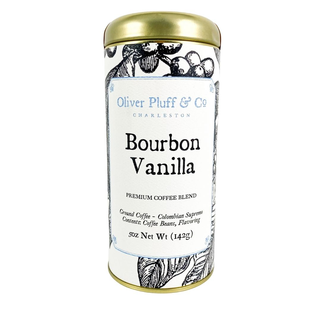 Bourbon Vanilla Ground Coffee
