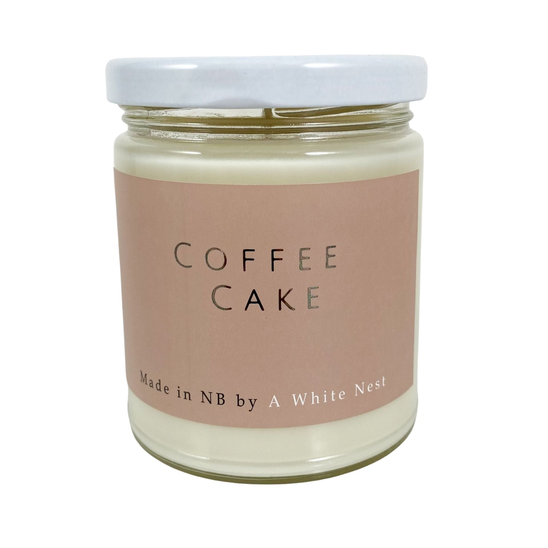 Coffee Cake Soy Wax Candle