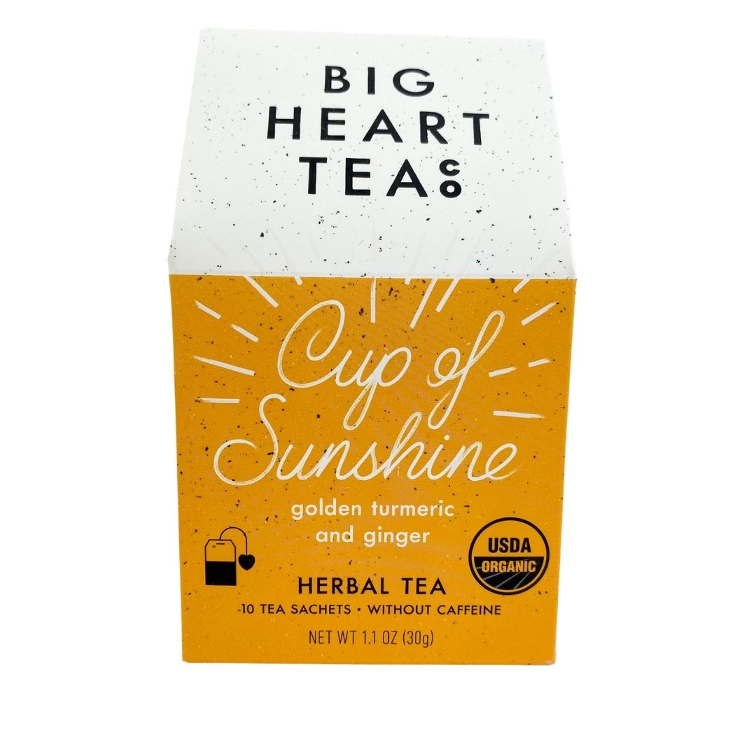 Cup Of Sunshine Herbal Tea