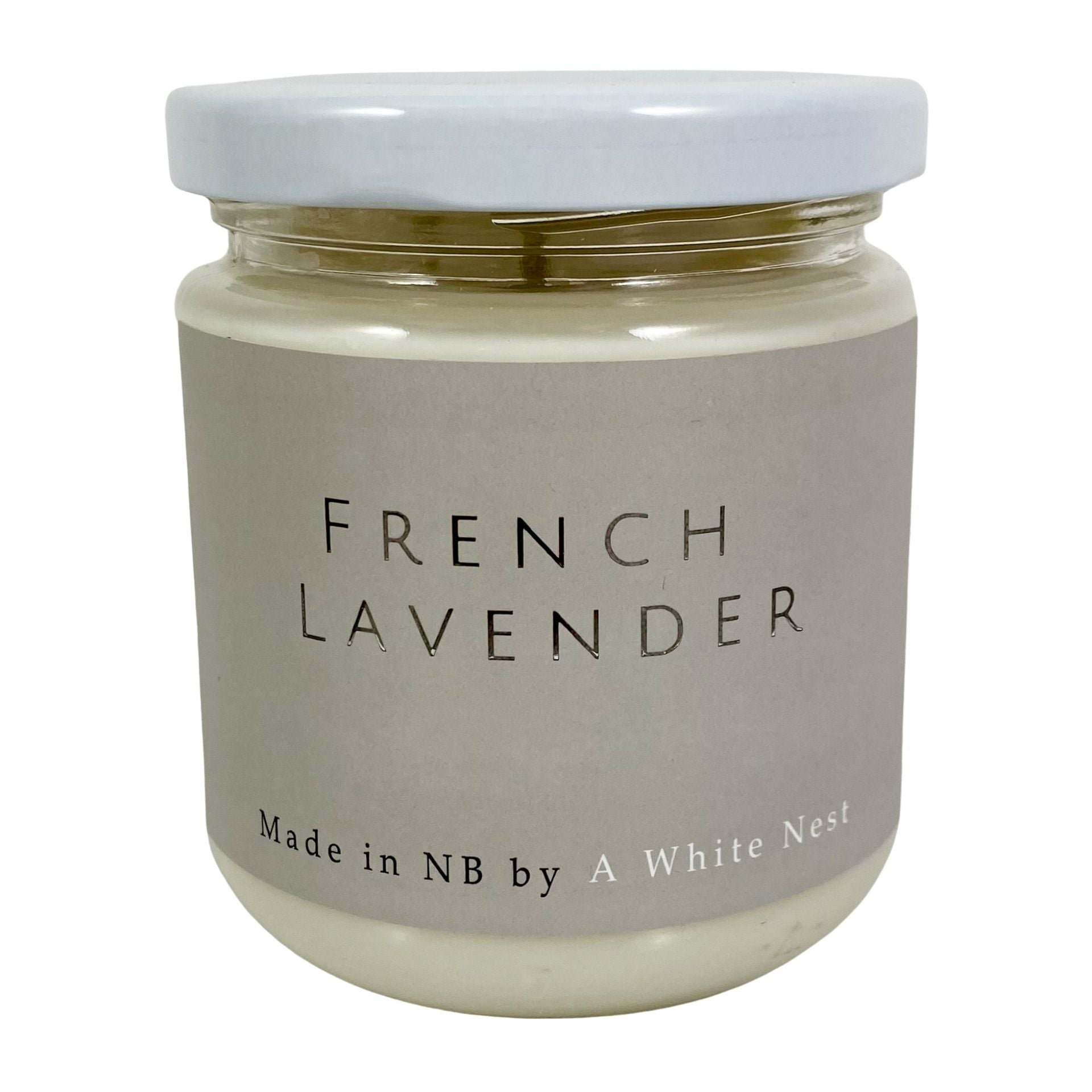 French Lavender Soy Wax Candle