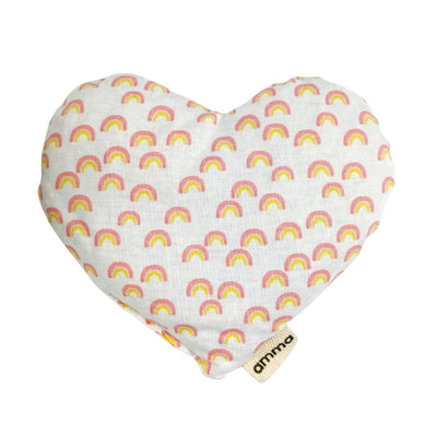 Heart Shaped Rainbow Compress - Use Hot or Cold