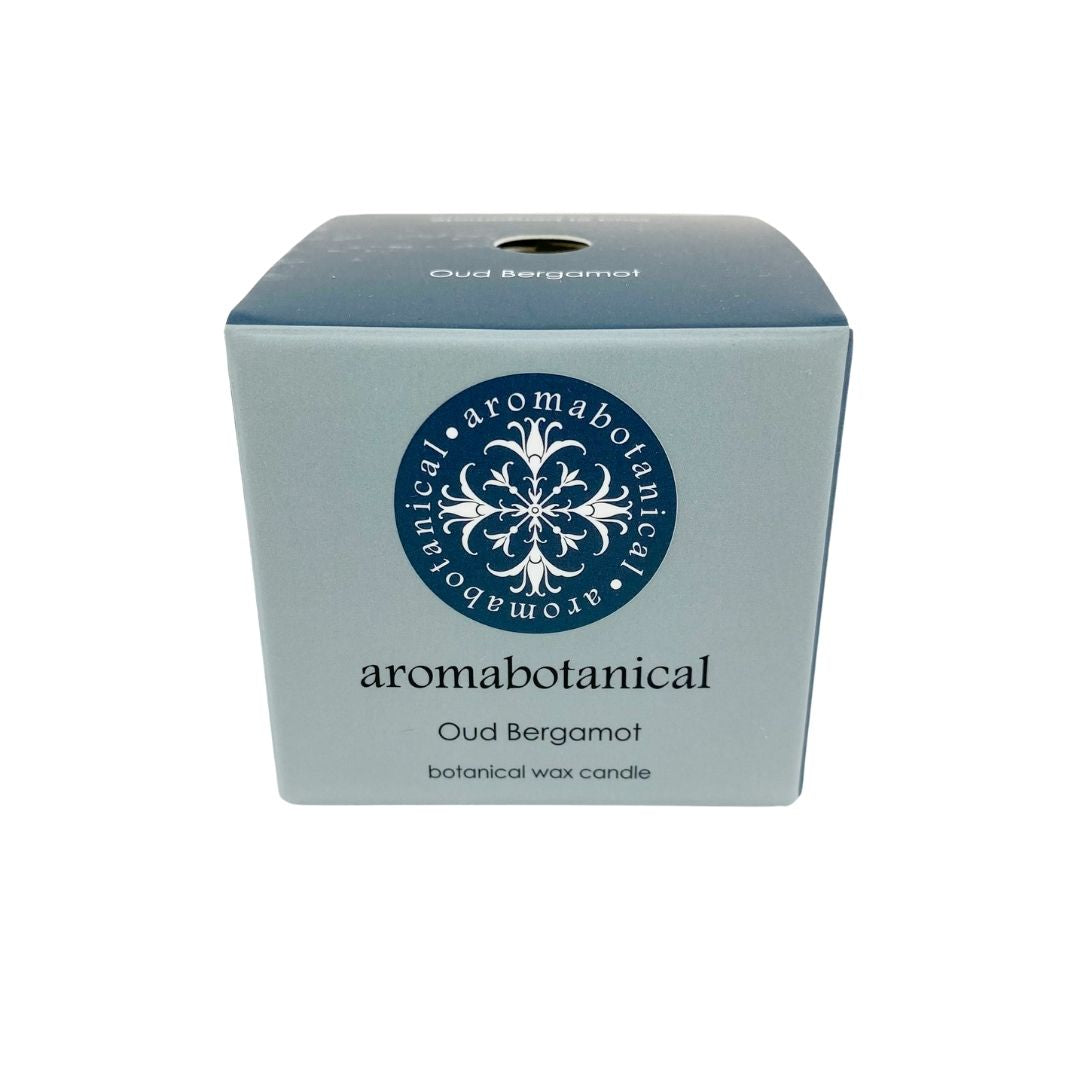 Oud Bergamot Candle - Mini