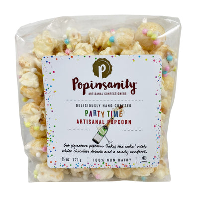 Party Time Gourmet Popcorn