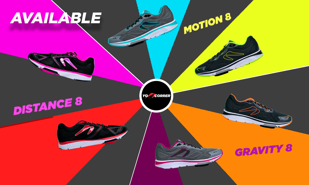 New color - Newton Running MX