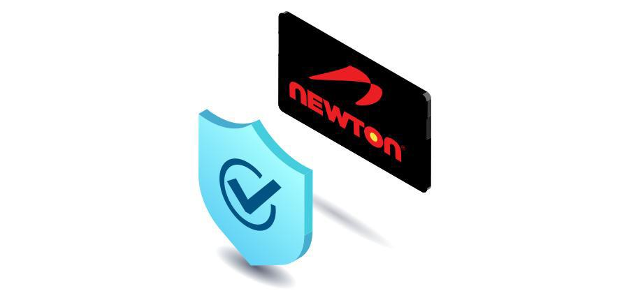 Newton Running MX - Seguridad