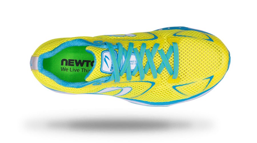 Newton Women's Distance S 8 bottom view