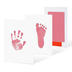 Baby Handprint and Footprint Inkless Ink Pad