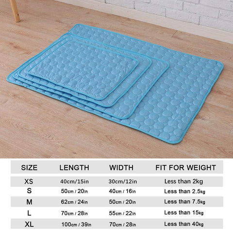 Pet Soft Summer Cooling Mat