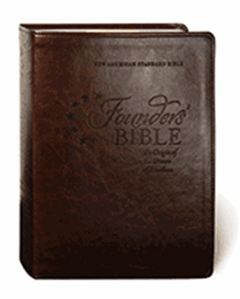 The Founders' Bible (Soft Leather Edition)