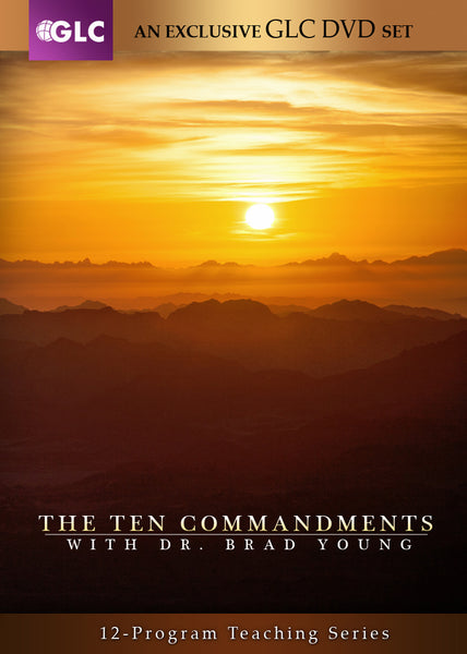 The Ten Commandments with Brad Young DVD