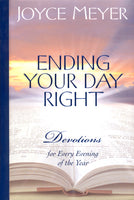 Ending Your Day Right by Joyce Meyer