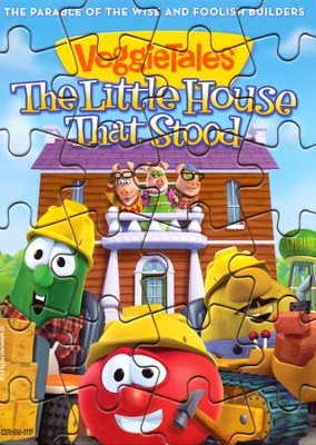 The Little House that Stood DVD w/ Puzzle