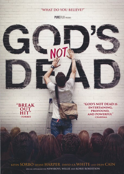 God's Not Dead - DVD