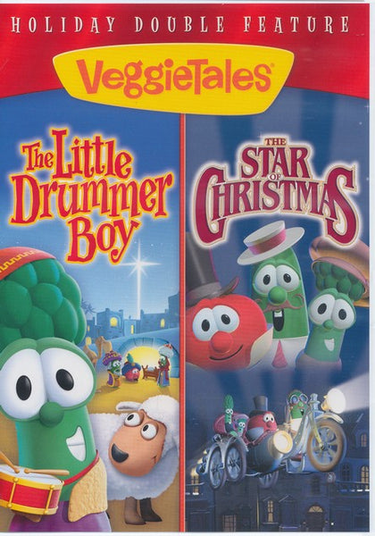 Little Drummer Boy/Star of Christmas Double Feature
