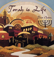 Torah Is Life CD by Lenny & Varda