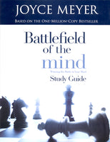 Battlefield of the Mind Study Guide by Joyce Meyer